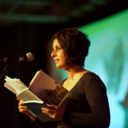 Vahni Capildeo at National Poetry Day Live