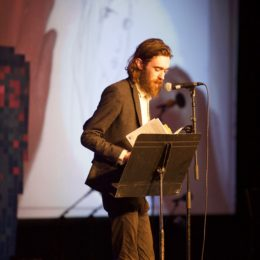 Keaton Henson at National Poetry Day Live