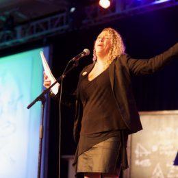 Salena Godden at National Poetry Day Live