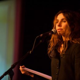 PJ Harvey at National Poetry Day Live