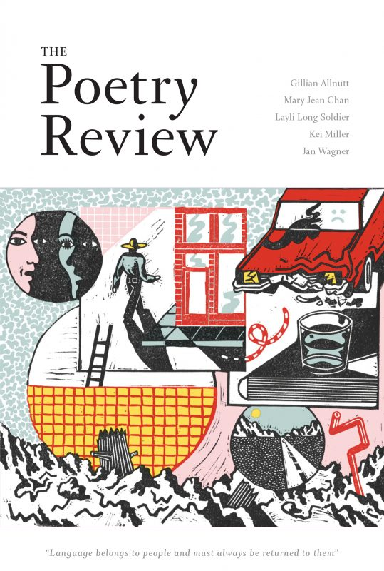 The Poetry Review spring 2017