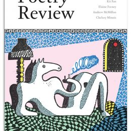The Poetry Review, 107:2. Cover