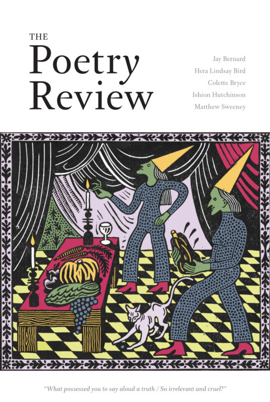 The Poetry Review 1073