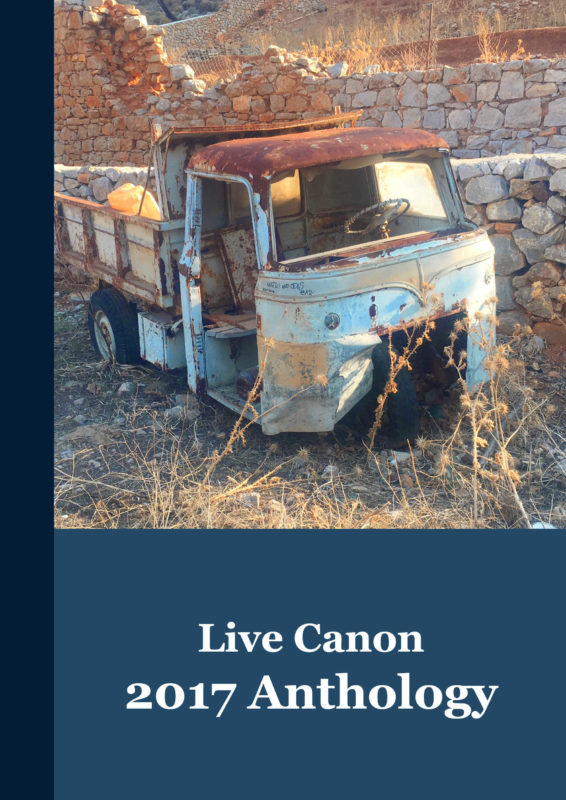 Live Canon 2017 anthology