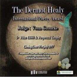 Dermot Healy Award
