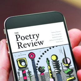 The Poetry Review digital 1074