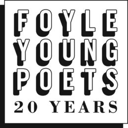 Foyle Young Poets 20 Years logo