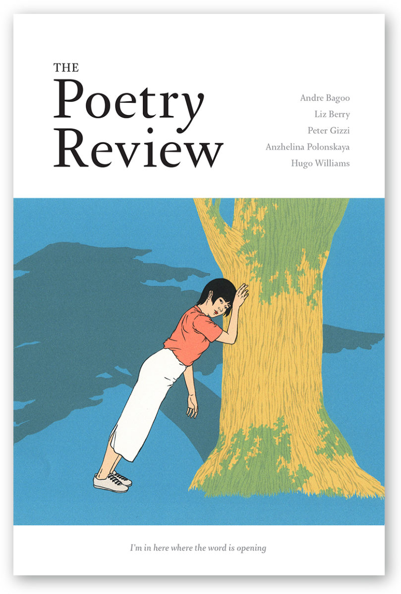 The Poetry Review 1082