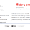 History and Away by Andrew Salkey