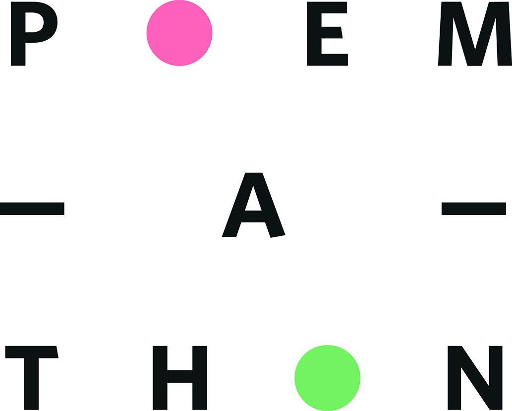 Poem-A-Thon logo