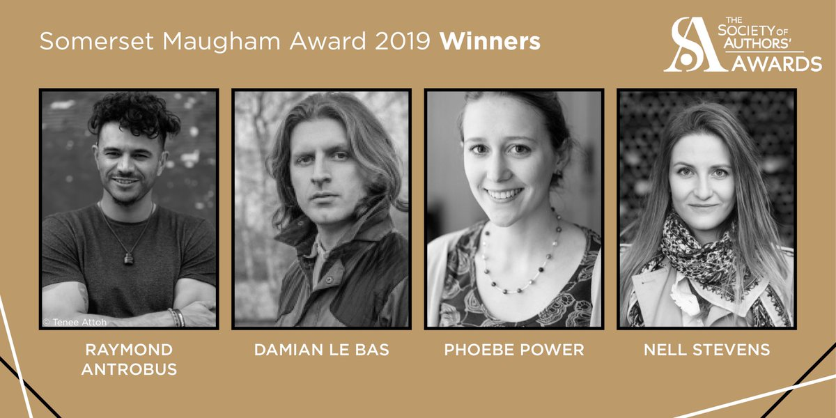 Somerset Maugham Award winners 2019