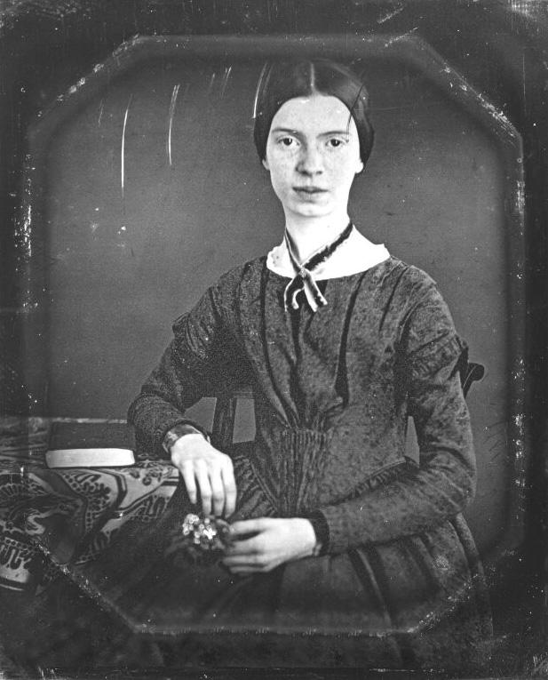 Daguerrotype of Emily Dickinson