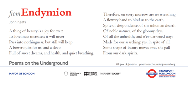 Endymion by Keats