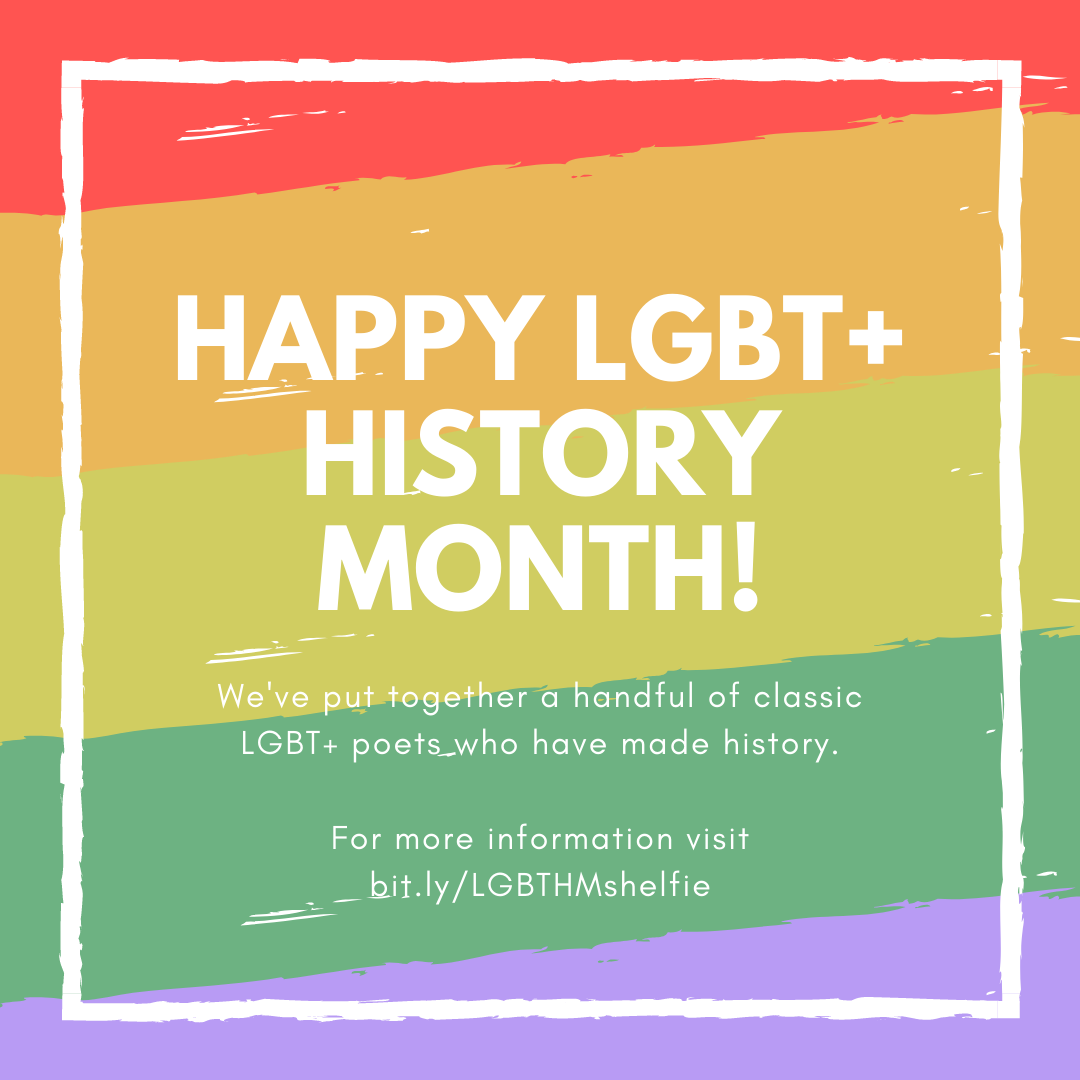Happy LGBT+ History Month!